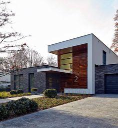 Villa te Son door MBVDArchitecten Vught Foto magazin 'the art of living' - Dré Wouters