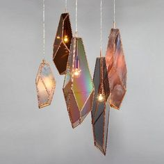 Check out these Crazy Beautiful Pendant Lights