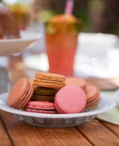 The macaron - quintessentially Parisian.