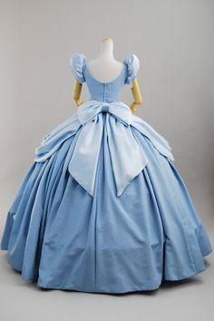 Cinderella dress for Mitchell Disney Princess Dresses, Princess Ball Gowns, Cinderella Dresses, Princess Costumes, Disney Dresses, Cinderella Cosplay, Disney Cosplay, Pretty Dresses, Beautiful Dresses