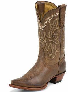 Tony Lama 100% Vaquero Western Collection 11 Honey Saguaro  VF6008, $180.00