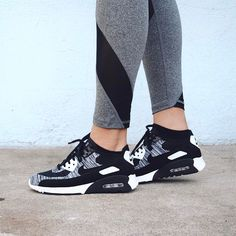 """800 Likes, 12 Comments - Diana Karen Mireles (@dianakmir) on Instagram: """"#AirMaxWeek & #FlyknitFriday all in one! 👟👟 . My fave Air Max silhouette with my fave…"""""""