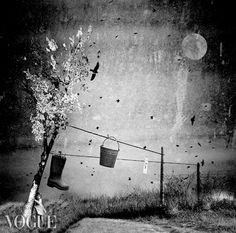 More fabulous surreal photography by Bloodyloud favourite fine art photographer Cristina Venedict. Surrealism Photography, Fine Art Photography, Everything Is Possible, Photo Manipulation, Life Is Beautiful, Wonderland, Digital Art, World, Big