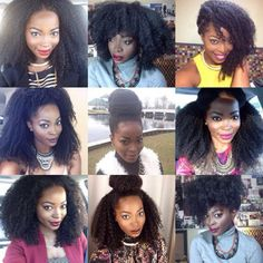 natural hair styling 2015 by Msnaturallymary