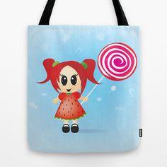 sweet like candy Tote Bag by mangulica - $22.00