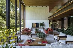 Imagen 9 de 13 de la galería de Casa MLA / Jacobsen Arquitetura. Fotografía de Leonardo Finotti
