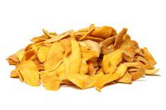 Die sonnengetrockneten Mango Stücke sind intensiv im Geschmack und eignen sich hervorragend als Zutat in Müslis, zum Backen oder einfach pur zum Naschen. Chutneys, Dried Mangoes, Snack Recipes, Snacks, Chips, Yellow Fruit, Savoury Dishes, Snack Mix Recipes, Appetizer Recipes