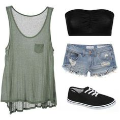 Cute Outfit To Skate In