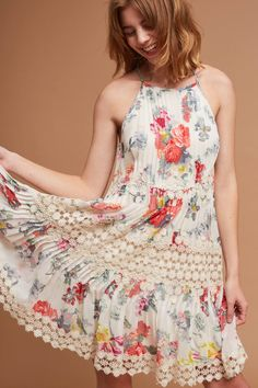 Kalila Floral Dress