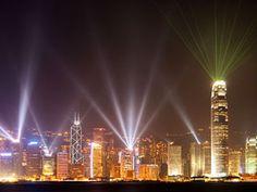 ข้อมูลเที่ยวทัวร์ฮ่องกง: ชมการแสดง แสง สี เสียง @ HK