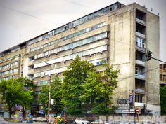 6 traseu Magheru-Balcescu Imobil Malaxa-Burileanu arh Horia Creanga