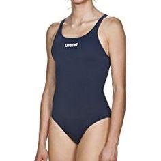 Arena Women's Solid Pro Swimming Costume
