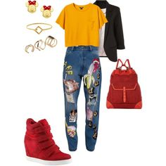 Untitled #211 by andreopoulouefi on Polyvore featuring Monki, Ashish, rag & bone, ALDO and Toast