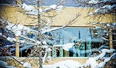 Fensterdetail #architecture #wood #nature #window Architekt: Holzbox Tirol; Foto: Umfeld Concept GmbH