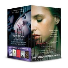 Vampire Academy is a good series to.  Wasn't a huge fan of the ending, but overall it was good.