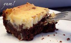 Delightful Dessert: Cheesecake Brownies