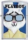 Zippo Playboy June 67 Cover Satin Chrome Windproof Lighter NEW RARE