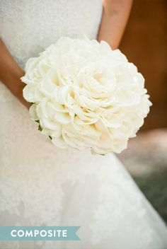 Composite bouquet: http://www.stylemepretty.com/2015/05/03/wedding-bouquet-styles-101/