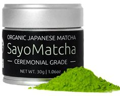 USDA Organic Matcha Japanese Green Tea Powder: 30G Tin - Japan-Grown, Premium-Quality, Stone-Ground - Superior, Sweet Taste - Air Dried and Carefully Processed - Ceremonial Grade Matcha From Japan * You can find more details by visiting the image link.