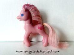 Princess Sweet Berry (Masquarade Ball Ponies 1999) G2 My Little Pony Hasbro
