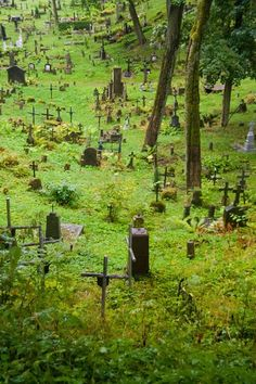 8 Abandoned Cemeteries - Gothic Life