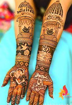 Bridal mehndi designs for every kind of bride – Henna 2020 Wedding Henna Designs, Engagement Mehndi Designs, Indian Mehndi Designs, Mehndi Designs Book, Latest Bridal Mehndi Designs, Full Hand Mehndi Designs, Mehndi Designs For Girls, Mehndi Designs For Beginners, Dulhan Mehndi Design Photos