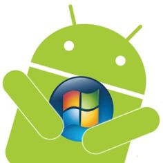 Android inside Windows
