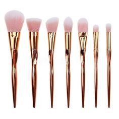 $7.49 (Buy here: https://alitems.com/g/1e8d114494ebda23ff8b16525dc3e8/?i=5&ulp=https%3A%2F%2Fwww.aliexpress.com%2Fitem%2F2016-NEW-Techniqueing-7-Pcs-Makeup-Brushes-Set-Synthetic-Hair-Heart-Shape-Make-Up-Brushes-Tools%2F32781308882.html ) 2016 NEW Techniqueing 7 Pcs Makeup Brushes Set Synthetic Hair Heart Shape Make Up Brushes Tools Cosmetic Foundation Brush Kits for just $7.49