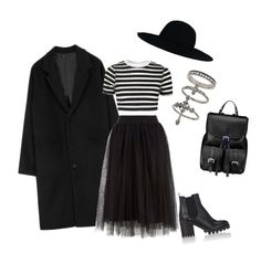 """""""Lady"""" by kamila201221 on Polyvore featuring мода, Topshop, Barneys New York, Aspinal of London и Miss Selfridge"""