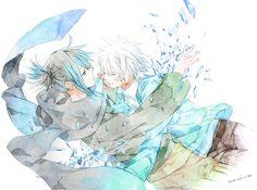 moondrop (No.6 Nezumi & Shion)