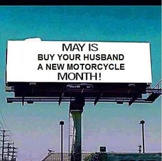 May is Buy your Husband a Harley Month New Motorcycles, Music Memes, Band Memes, Cool Guitar, Audi Quattro, May, Harley Davidson, San Diego, News