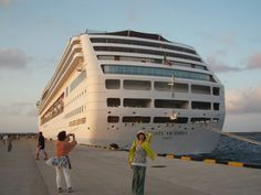 イタリア船コスタビクトリア