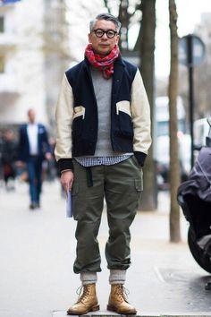 dress to express // menswear street style & fashion
