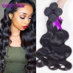7a non trasformati vergine brasiliana dei capelli dell'onda del corpo fasci queen hair products brasiliano dell'onda del corpo brasiliani ali capelli della perla