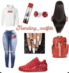 Best Cute Outfits For School Part 1 Swag Outfits For Girls, Boujee Outfits, Cute Lazy Outfits, Cute Swag Outfits, Cute Outfits For School, Teen Fashion Outfits, Teenager Outfits, Dope Outfits, Stylish Outfits
