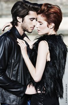 Boy is mine ! #collection #rockmycity #hair #cheveux #trends #tendance #coiffure #AW14 #JeanLouisDavid