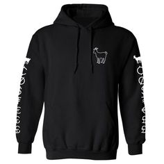 Erika Costell GOAT Hoodie