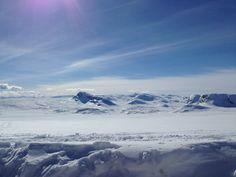 Skiing Valdresfløya, Norway#beautifull easter
