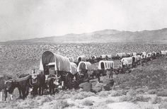 A Rare View INSIDE a Covered Wagon (5 Photos) - Old Photo Archive
