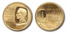 Moneda Conmemorativa de la Nacionalización de la Industria Petrolera