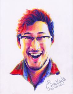 PAX Prime/West 2016 Markiplier GIFT by SimplEagle on DeviantArt
