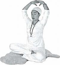 Meditation to Develop the Radiant Body | 3HO Kundalini Yoga - A Healthy, Happy, Holy Way of Life