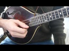 Learn To Play Tremolo - Mandolin Lesson - YouTube