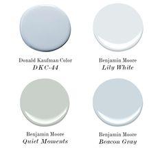 Best Light Blue Paint Colors