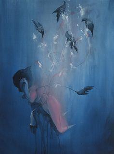Fear of Flying, by artist Craww