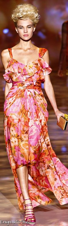 Badgley Mischka Spring Summer 2012 Ready-To-Wear