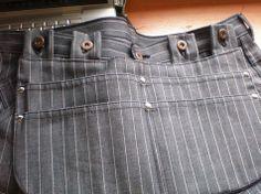 viapiana work wear painter pants