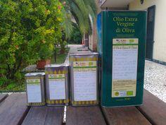 Organic extra-vergin olive oil