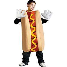 Hot Dog Kids Costume Fun World