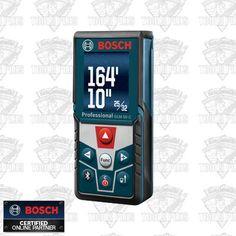 Bosch Tools GLM 50 C 165' Laser Distance Measurer